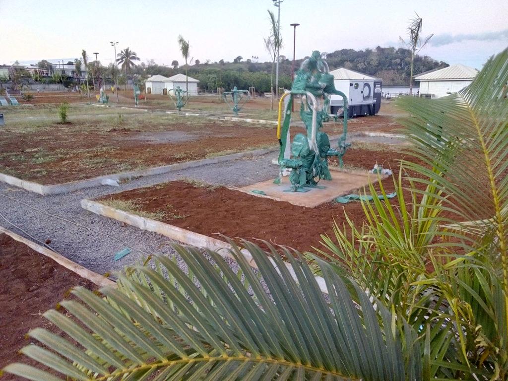 REPORT: Le parc de PAHOUENI sera inauguré plut tôt le samedi 28 septembre 2019 à 10h